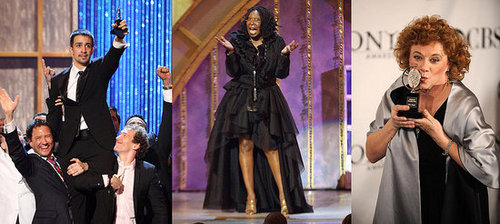 Announcing the Winners: The 2008 Tony Awards
