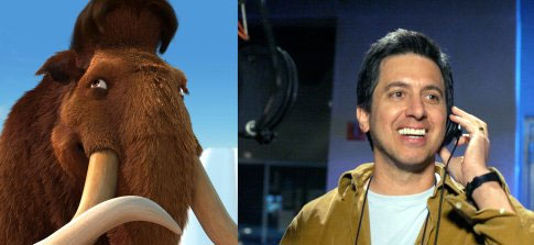 Ray Romano as Manfred (Ice Age)