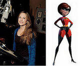 Holly Hunter as Helen Parr/Mrs. Incredible/Elastigirl (The Incredibles)