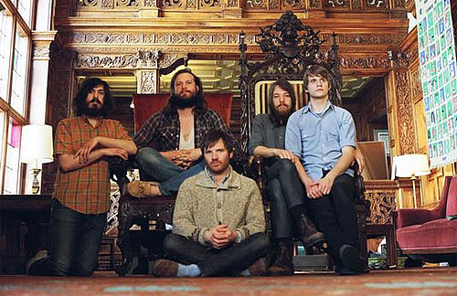 Fleet Foxes Video for White Winter Hymnal