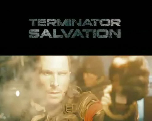 Teaser Trailer for Terminator Salvation, Starring Christian Bale