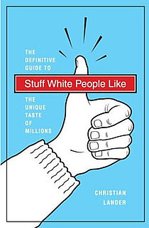 Stuff White People Like Book Poll