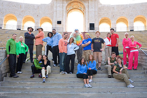 Meet the New Amazing Race Teams!