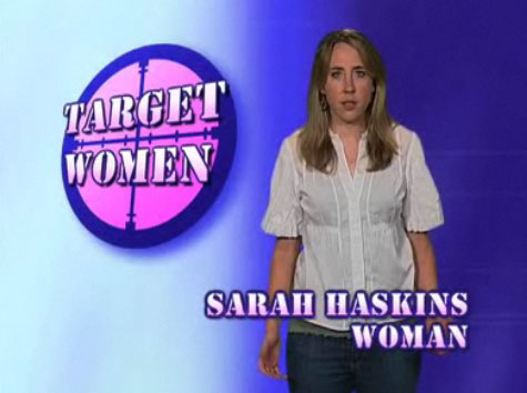 Why I Love. . . Sarah Haskins