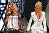 Dolly Parton and Jessica Simpson Duet