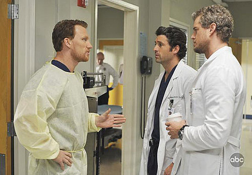 "Grey's Anatomy Recap: Episode Six, ""Life During Wartime"""