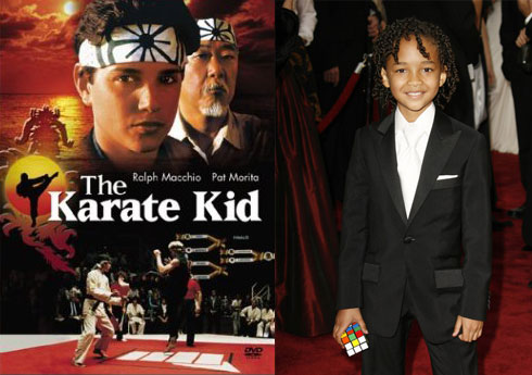Jaden Smith = The Next Karate Kid?