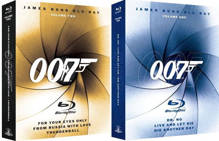 Bond on Blu-Ray ($41.99)