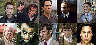 Who's the Best Dramatic Actor of 2008?