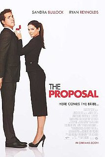Movie Preview: Sandra and Ryan in The Proposal