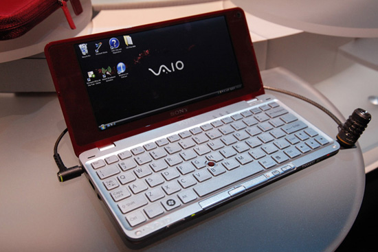 New Sony Vaio