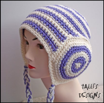 Princess Leia Earmuffs