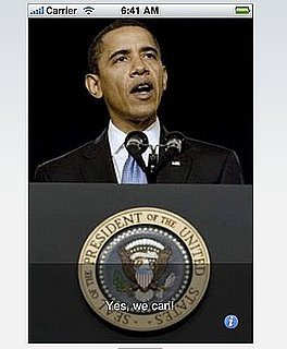 App of the Day: iObama