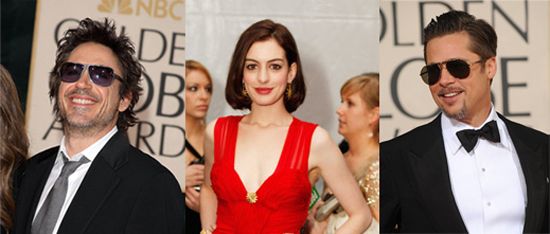 Brad Pitt, Anne Hathaway, and Robert Downey Jr. Admit Whether They Google Themselves