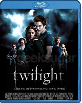 Twilight's Blu-ray Disc Will Be a Target and Best-Buy Exclusive