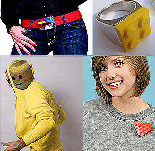 Grown-Up Geek: Wearable Legos