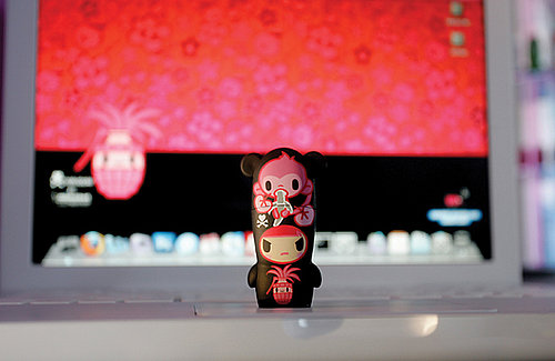 Perfect V-Day Gift: New Tokidoki For MIMOBOT Flash Drives