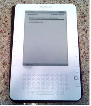 Daily Tech: Is the Kindle 2 Coming Feb. 9?