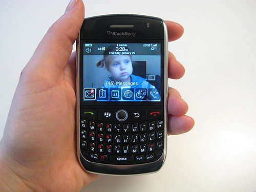 T-Mobile's BlackBerry Curve 8900 Is Even Hotter in Person