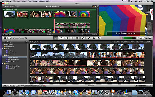 Daily Tech: The New and Improved iMovie Has Arrived