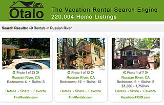 Website Otalo Consolidates Vacation Rental Listings