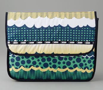 Loud, Lovely LeSportsac Laptop Sleeve