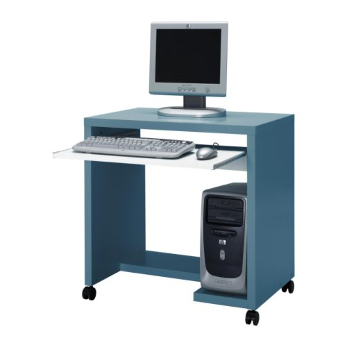 Ikea Mikael puter Desk is Cheap and Small