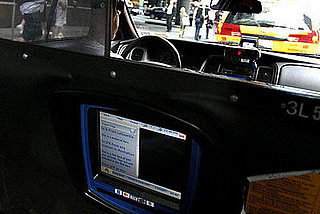 Taxi TV in New York City is Annoying to New Yorkers