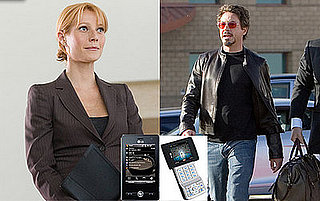 Picture Perfect Tech: Cell Phones in Iron Man