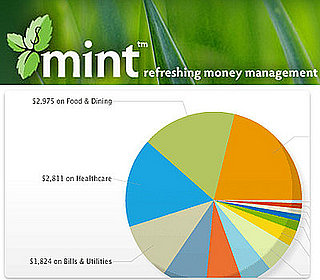 Website Mint Manages Your Money and Personal Finances Simply and Securely