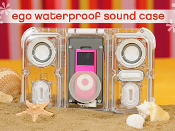 Ego Waterproof Sound Case