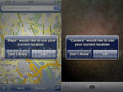 Daily Tech: Is Geotagging Coming to the iPhone?