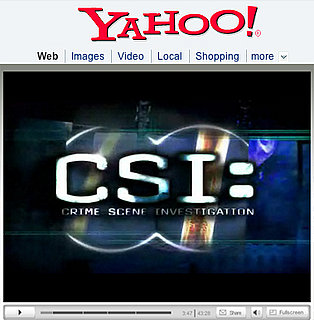 Yahoo Gearing Up to Stream CBS TV Shows