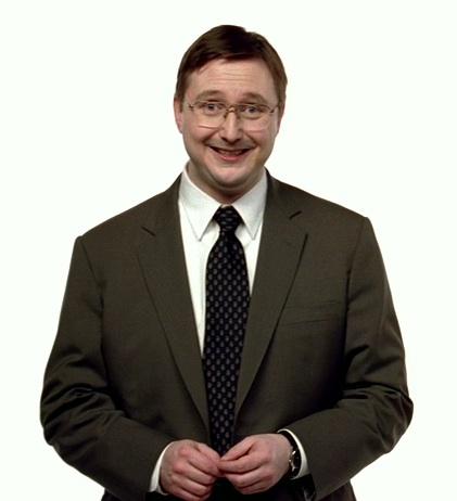 John Hodgman: a Mac!