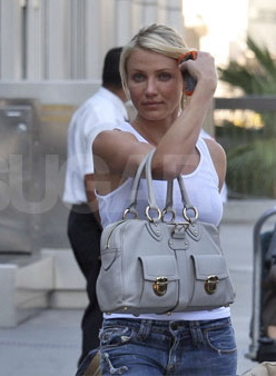 Cameron Diaz: BlackBerry!