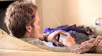 Spencer Pratt: iPhone
