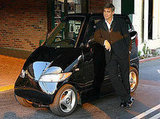 George Started the Hot Man in Electric Car Trend