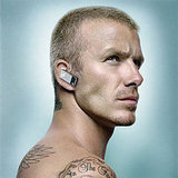Becks Sexes up the Earpiece
