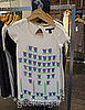 Space Invaders Dress Invades the FCUK Store