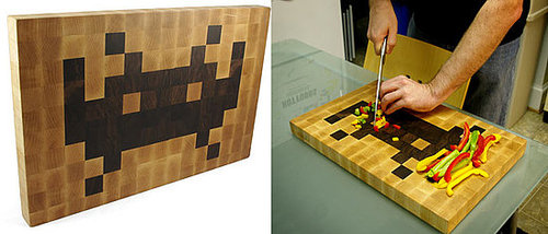 Space Invaders Cutting Board: Love It or Leave It?