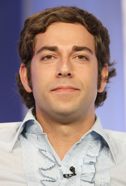 Zachary Levi Talks Tech at the TCAs