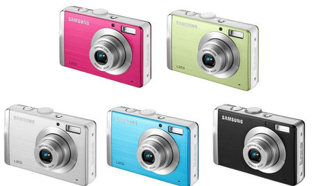 Samsung's L201 Series Camera