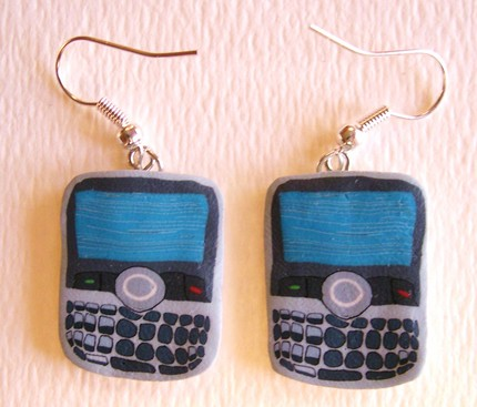 BlackBerry Earrings: Love 'Em or Leave 'Em?