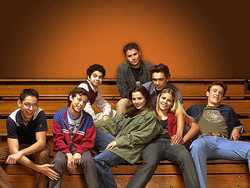 Oh Happy Day: Freaks and Geeks Desktop Wallpapers