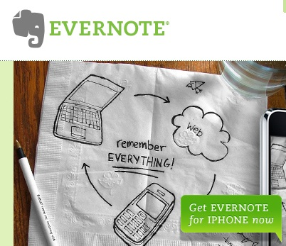 Evernote is Eveready