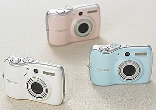Daily Tech: Canon Introduces Pastel-Colored E1 Cameras