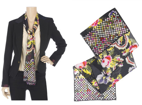 Matthew Williamson Digital Print Scarf: Love It or Leave It?