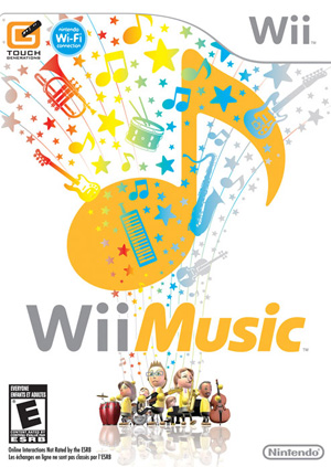 Daily Tech: Wii Music Makes US Debut on Oct. 20