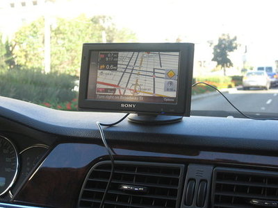 GPS in the City