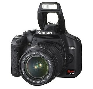 Win a Canon Rebel XSi Digital SLR Camera on geeksugar!